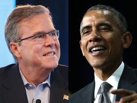Jeb Bush Praises Obama For NSA Spying