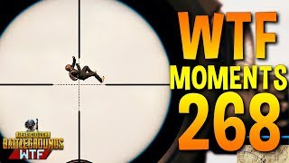 PUBG Daily Funny WTF Moments Highlights Ep 268