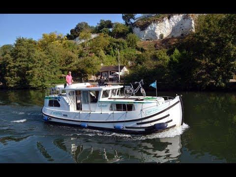 Croisière en pénichette Locaboat
