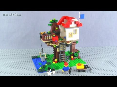LEGO Creator Treehouse 31010  Lego Creator Treehouse