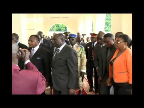 Former Central African Republic President Michael Djotodia renamed Seleka Leader