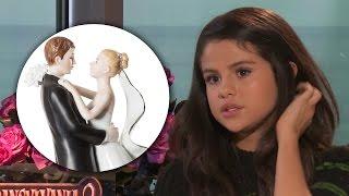 Selena Gomez Reveals Dream Wedding Plans EXCLUSIVE