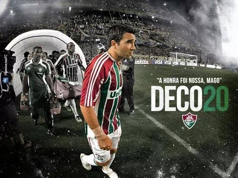 Deco [20] The Magician (O Mago) The Legend (Porto,Barcelona,Chelsea,Fluminense)