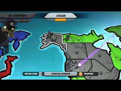 Risk Factions con alk4pon3. Alfalta90.joecalix sin Bean3r