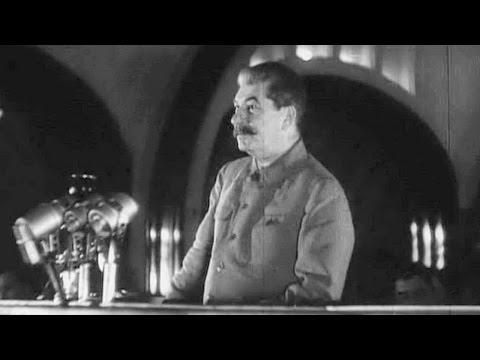 Сталин о русских!