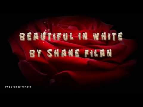 Shane Filan - Beautiful In White video