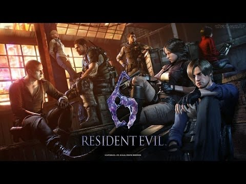 resident evil 6 gameplay demo