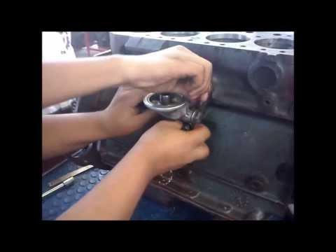 Arranque de motor Datsun J16
