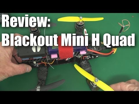 BlackOut Mini H Quad review