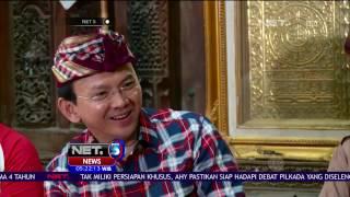 Jelang Debat Cagub DKI, Ahok Sowan ke Gus Nuril - NET 5