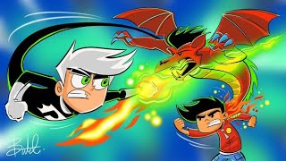 Creator of Danny Phantom REACTS to DEATH BATTLE | Butch Hartman