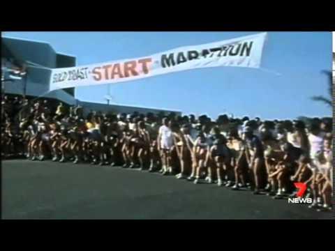 Seven News Queensland Flashback: The Gold Coast Marathon, 1979 (21/6/2015)