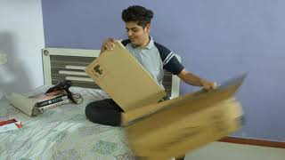 UNBOXING A 1 LAKH RUPEES MYSTERY BOX FROM AMAZON [ HINDI]  AND GIVEAWAY