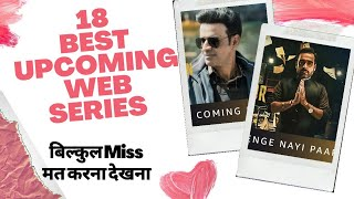 Top 18 Upcoming Web Series 2020 With Release Date| Dil Bechara | The Family Man | Mirzapur 2 |
