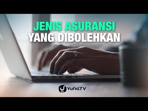 Tanya Jawab: Jenis Asuransi yang Dibolehkan - Ustadz Ammi Nur Baits