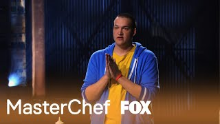 Jordans Roots from Auditions | MASTERCHEF | FOX BROADCASTING