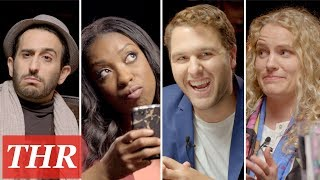 The Hollywood Reporter Actor's Roundtable Parody