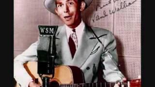 Watch Hank Williams Baby We