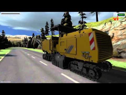 Baumaschinen-Simulator 2011 - Gameplay Review