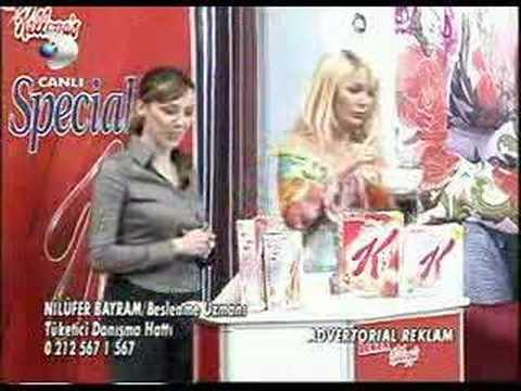 Special K Advertorial 2 - Seda Sayan