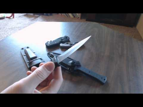 best tactical self defense concealed carry knife options my thoughts Image 1
