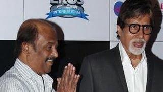 Kochadaiyaan - Amitabh, Rajinikanth at 'Kochadaiiyaan' Curtain Raiser | Aishwarya, Soundarya | Kochadaiyaan Trailer