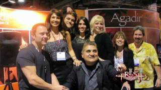 International Salon Spa Expo ISSE Long Beach 2012