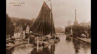 Tjalken in Alphen a.d. Rijn