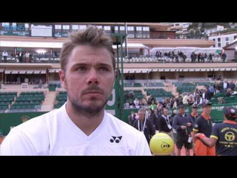 Monte-Carlo 2014 Final: Stan Wawrinka Beats Federer For TItle
