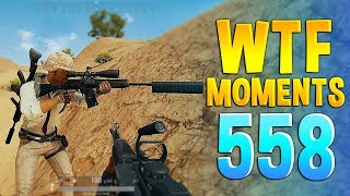 PUBG WTF Funny Daily Moments Highlights Ep 558