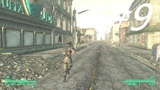 Fallout 3 Episode 9: SuperHuman Gambit Mission Walkthrough