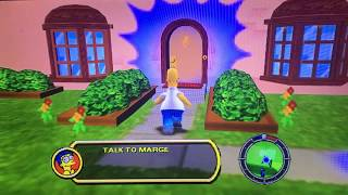 ASMR Playing The Simpsons Hit and Run