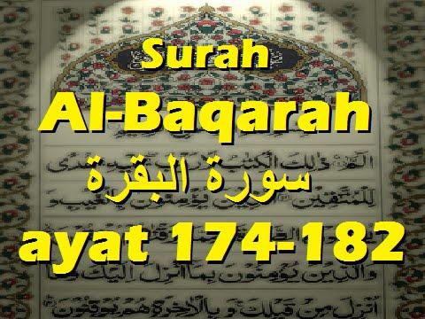 20030317 Ustaz Shamsuri 136 - Surah Al Baqarah ayat 174-182...
