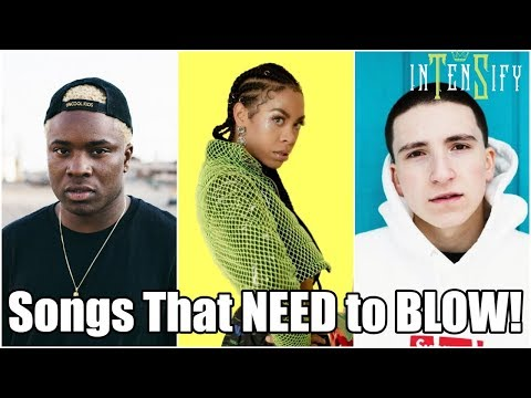 Rap Songs That NEED to BLOW UP! thumbnail