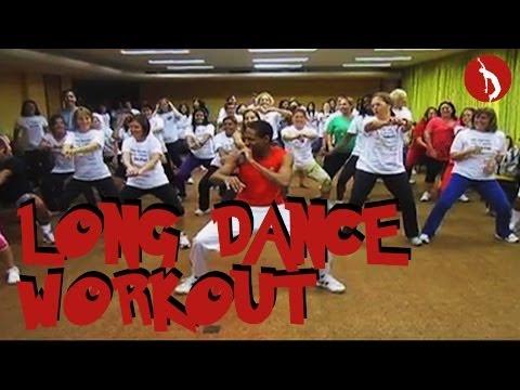 Fun Dance Fitness Workout Part 1   Rio De Janeiro, Brazil   Samba Funk Axe Merengue Reggaeton Salsa