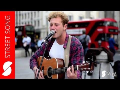 Ed Sheeran   Lego House (cover) by Harry Marshall .. Street Song