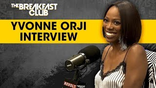 Yvonne Orji Talks 'Insecure', Strict Parents, Stand-Up Comedy + More