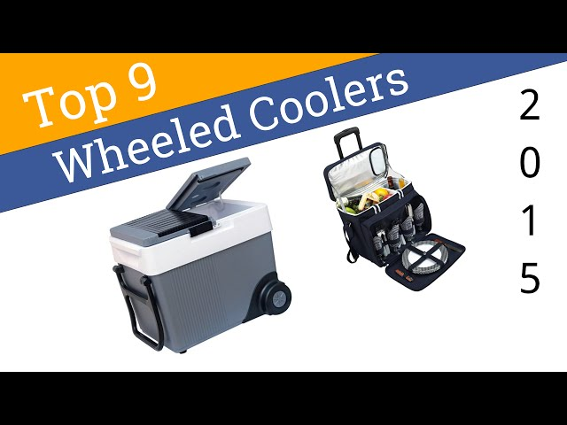 9 Best Wheeled Coolers 2015