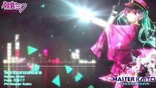 【初音ミク】Hatsune Miku-Senbonzakura(千本桜)【Ziran Remix】