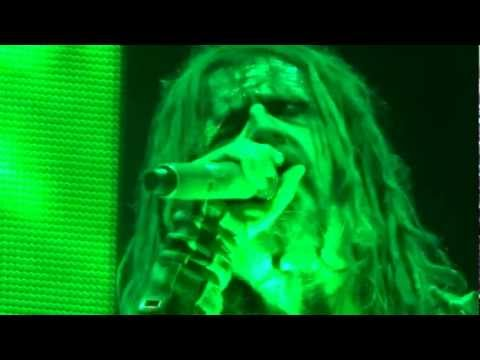 Rob Zombie - Living Dead Girl Live