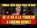 VICTORIA RUFFO se le va A LA YUGULAR a EUGENIO DERBEZ y asegura que NUNCA TUVO NADA para su HIJO