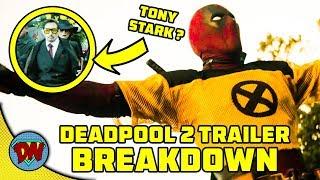 Deadpool 2 The Trailer Breakdown in Hindi | DesiNerd
