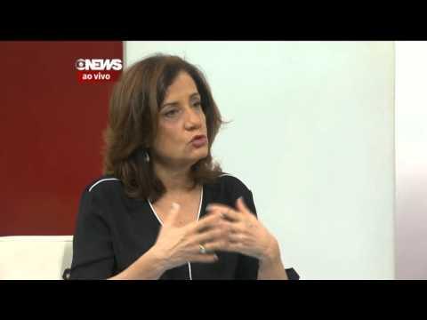 Miriam Leitão entrevista Marina Silva (completo)