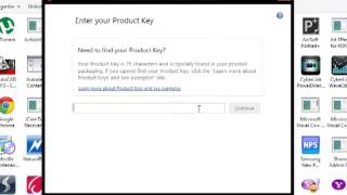 how to change microsoft office 2013 Product key.
