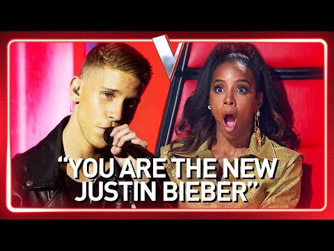 NEW JUSTIN BIEBER discovered in The Voice | Journey #61