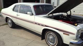 1974 Buick Apollo GSX 2-door coupe - RARE FIND