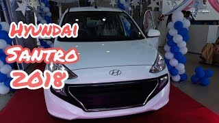 Hyundai Santro 2018 |Launching|Full Review|Price| Specification|Features