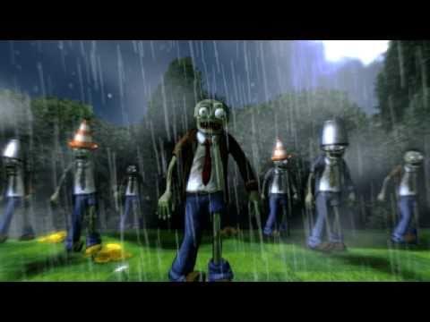 Plants vs. Zombies 3D Teaser Trailer