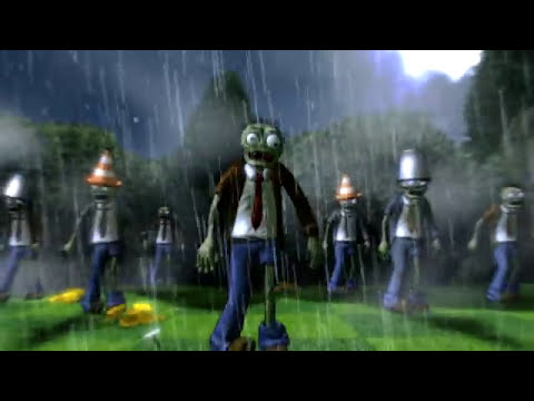 Plants vs. Zombies 3D Teaser Trailer