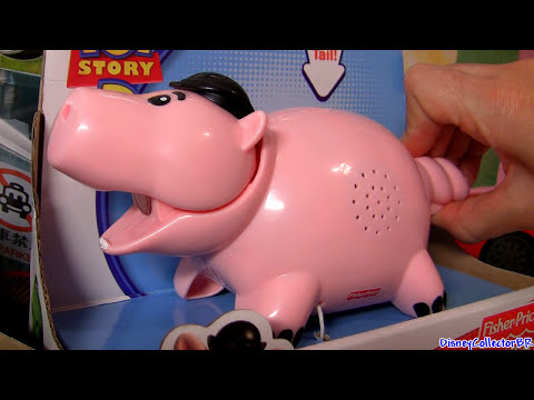 Toy Story 3 Talking Toys Porquinho HAMM e Dinossauro REX brinquedos
